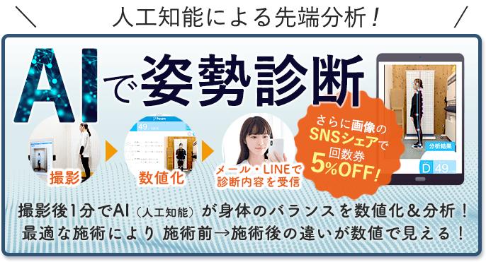 兵庫県初AI分析SNSシェアで5%オフ